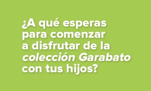 A qué esperas para empezar a usar la colección Garabato